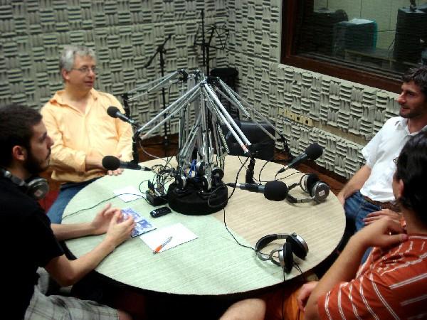 Entrevista com a banda Exilados - 19/02/2009