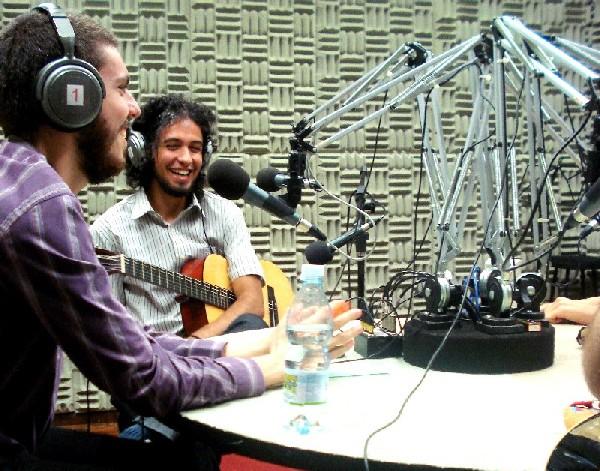 Entrevista com a banda Zava - 12/02/2009