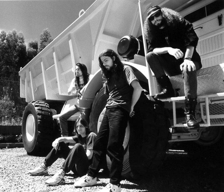 Banda Game Over em 1994