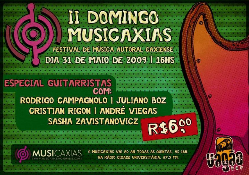 2 domingo musicaxias