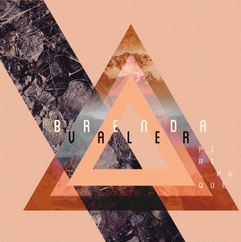 capa cd Brenda Valer Piripaque